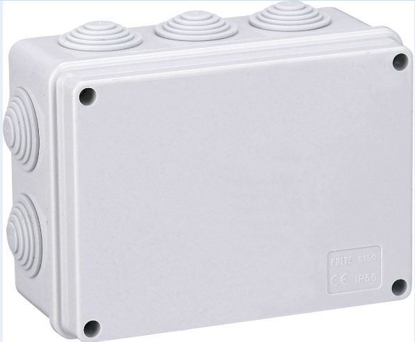 Instalační krabička S150, 150x110x70mm, 10x průchodka