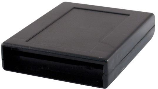 Krabička plastová KM20B, 68x90x18mm