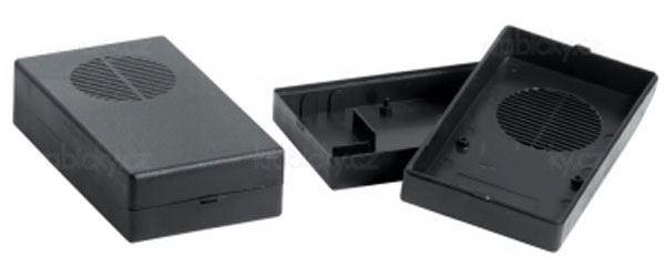 Krabička plastová KM37 128x73x33mm