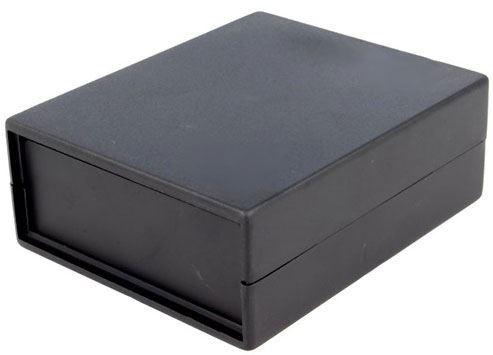 Krabička plastová Z5 /KP2/ 110x90x40mm s bočními panely