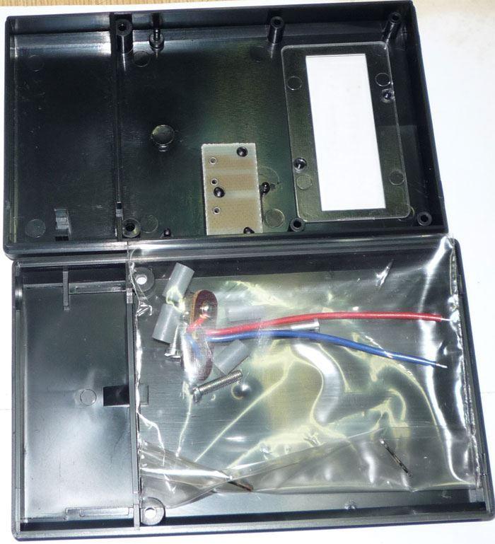Krabička plastová  DMM 115x70x22mm
