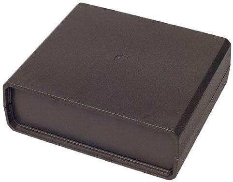 Krabička plastová Z4 /KP6/ 130x149x50mm s bočními panely