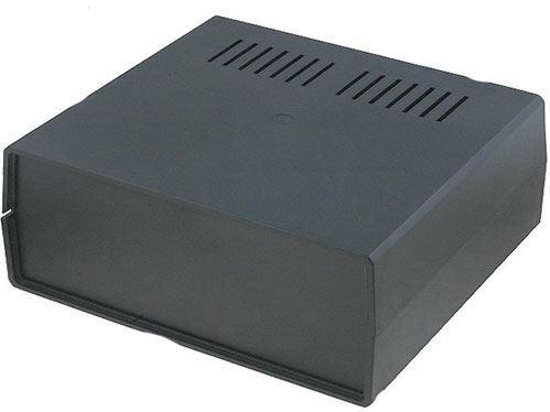 Krabička plastová Z17W /KP14/ 217x235x92mm s bočními panely