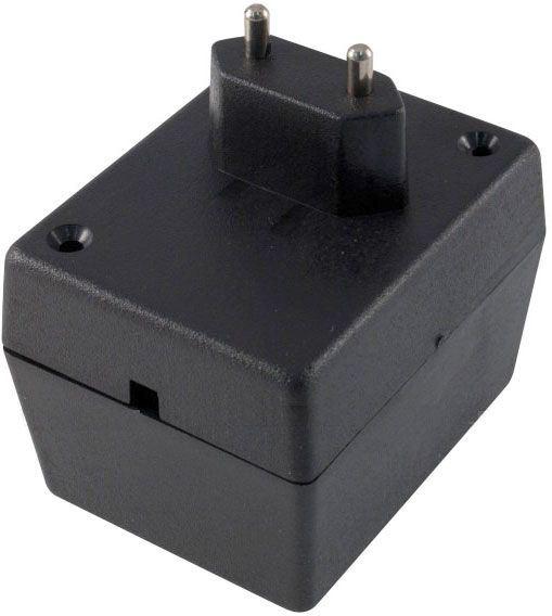 Krabička plastová - adaptér Z10 /KPZ2n/  52x72x58mm