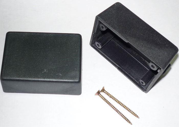 Krabička plastová KPZ1 52x47x66mm