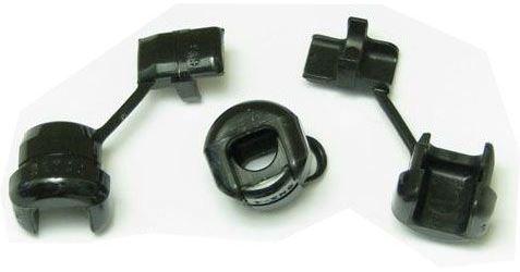Kabelová průchodka plastová HEYCO SR-6N3-4