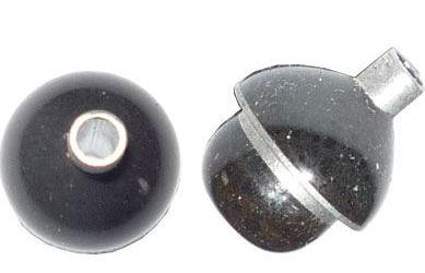 Průchodka skleněná do otvoru 5mm