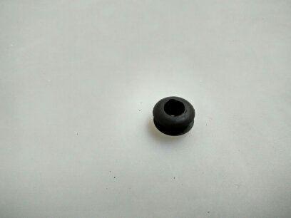 Průchodka gumová pro kabel 6mm do otvoru 7,5mm o síle stěny 3,5mm