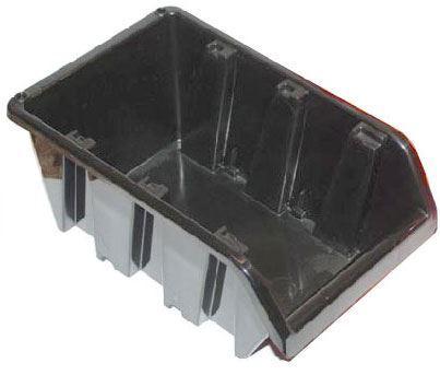 Stohovací bedna plastová NP6, 100x155x70mm