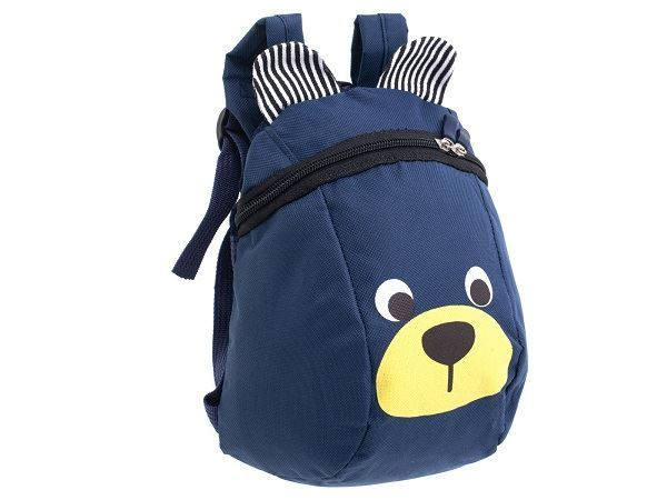 Dětský batůžek medvídek- modrý