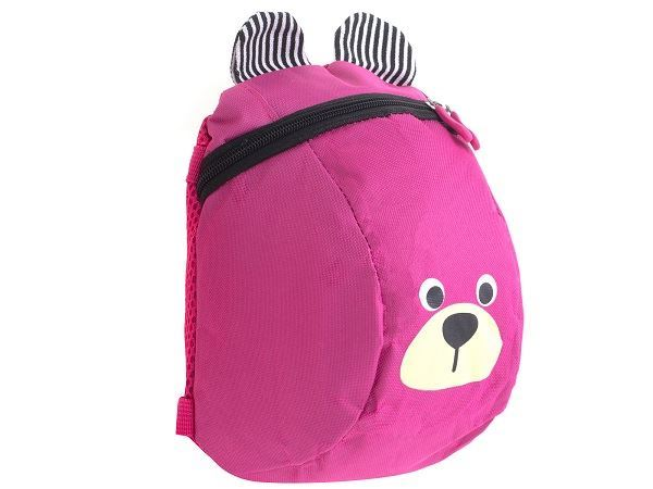 Dětský batůžek medvídek- růžový