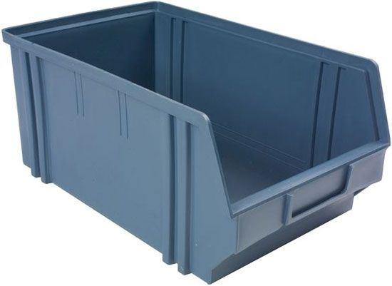 Stohovací bedna plastová 104, 205x335x149mm