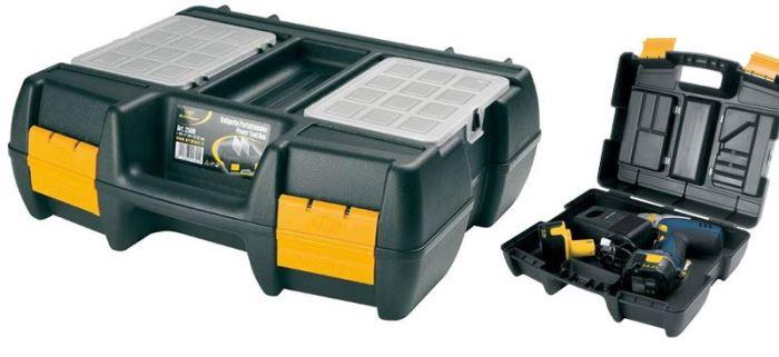 Kufr na nářadí plastový 400x340x133mm