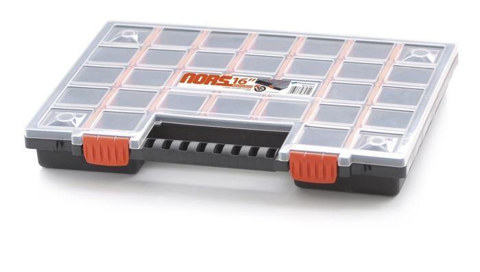 Krabička na součástky 399x303x50mm NORS16