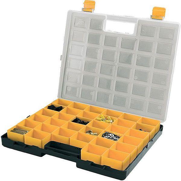 Krabička na součástky 34 vyjímatelných sekcí, ArtPlast 2211