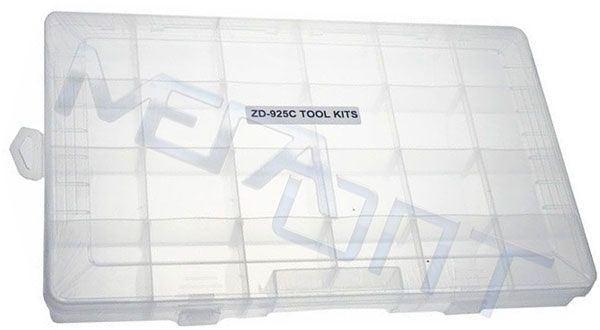 Krabička na součástky 370x235x48mm 24sekcí