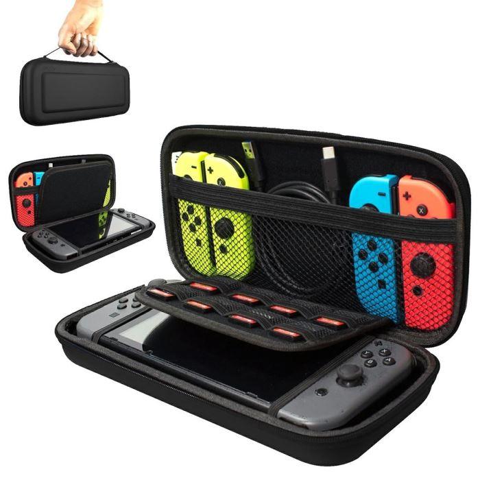 Pouzdro pro Nintendo Switch černé