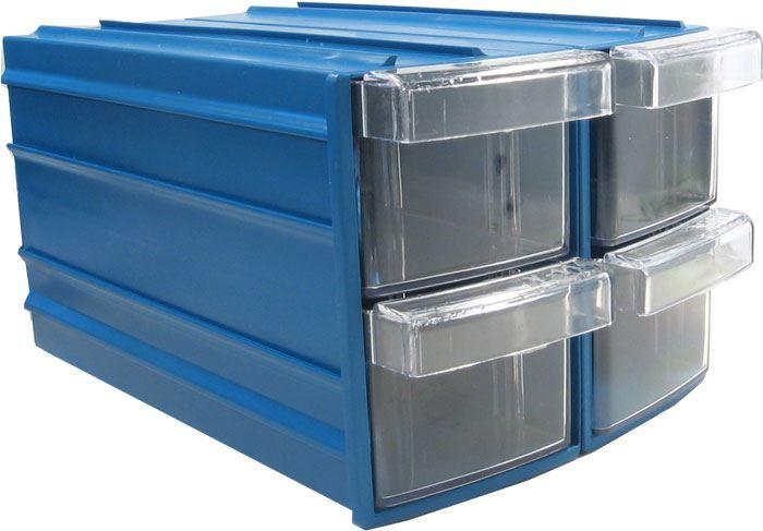 Krabička na součástky stohovací 135x85x40mm