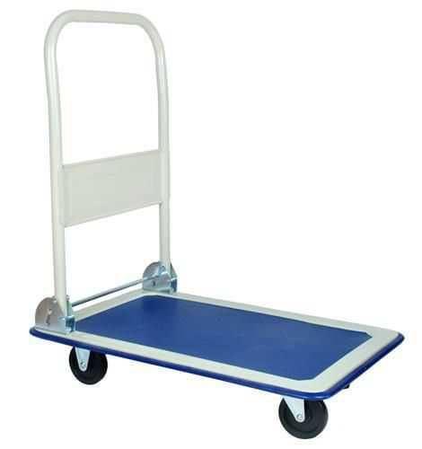 Přepravní vozíky do skladů a na stěhování do 150kg