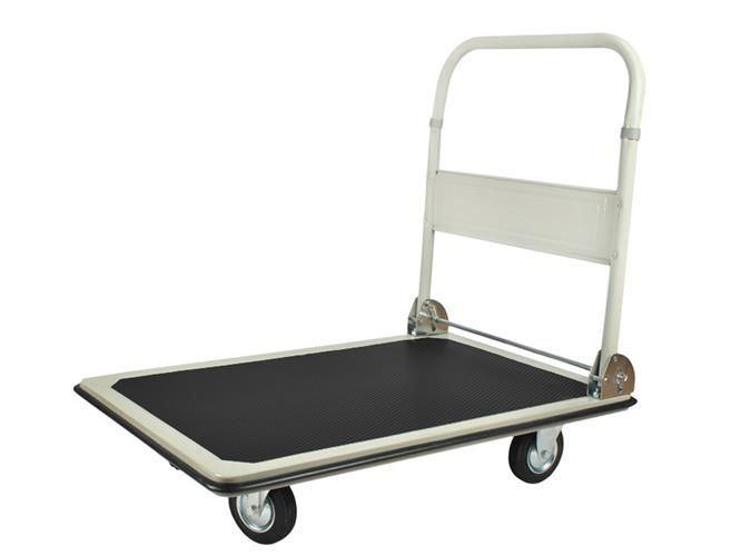 Přepravní vozíky do skladů a na stěhování do 300kg