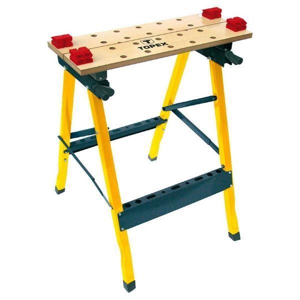 Stůl pracovní 60x24x80cm, TOPEX