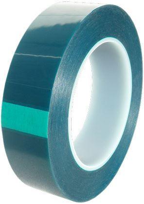 Polyesterová páska zelená 25mm x 66m