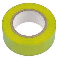 Izolační páska 0,13x19mmx10m žlutá, DOPRODEJ