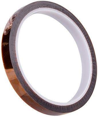 Izolační páska KAPTON, jantarová samolepící 10mm x 33m