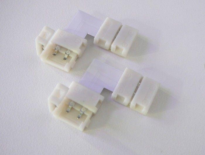 Rohová spojka pro LED pásky 8mm