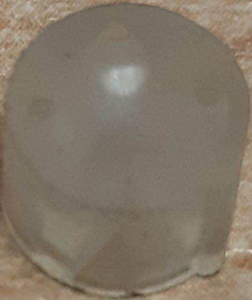 Podložka pod tranzistor průměr 7mm,v=5mm