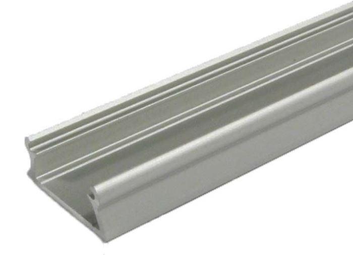 Alu profil TAMI pro LED pásek 8-10mm anodizovaný - délka 1m