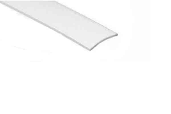 Krycí plast-difuzor mlečný k Alu lištám pro LED pásky