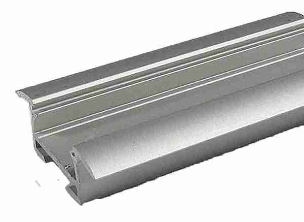 Alu profil TAKO pro LED pásek 8-10mm anodizovaný - délka 2m