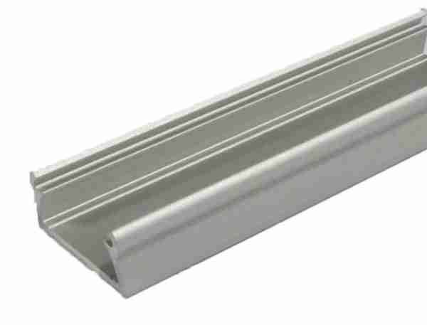 Alu profil TAMI pro LED pásek 8-10mm bez povrchové úpravy - délka 2m