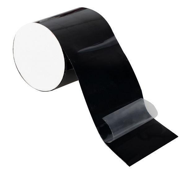 Lepící páska opravná, voděodolná,černá,150 X 10 cm