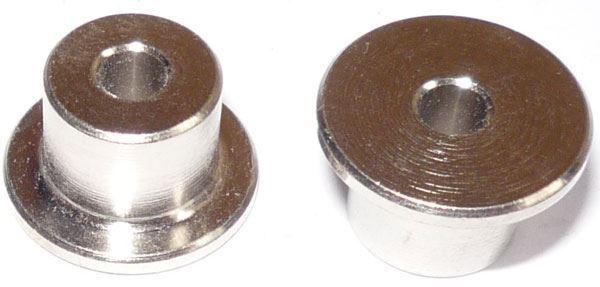 Distanční sloupek kovový 7x8mm+osazení 12mm