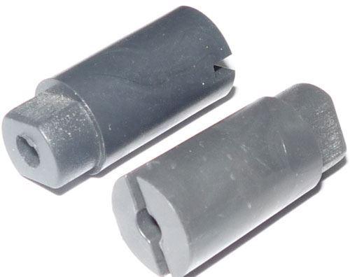 Distanční sloupek plastový 9/3mm, v=20mm