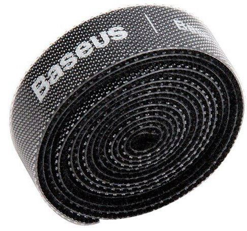 Stahovací páska - suchý zip Baseus, délka 1m