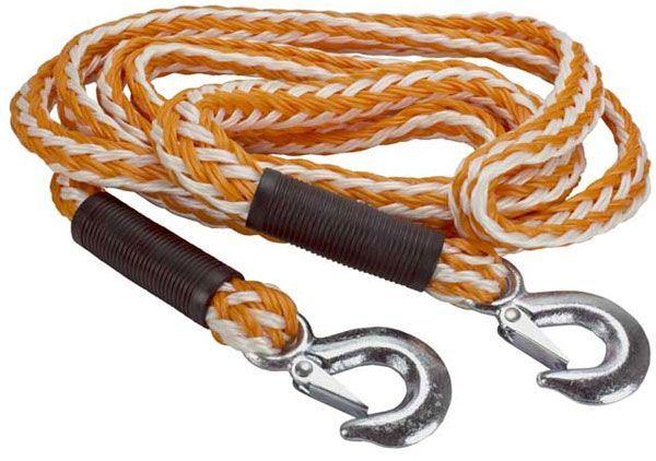 Tažné lano 4m 3000kg s oky