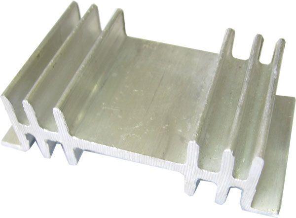 Chladič Al ZH0752 87x26x50mm