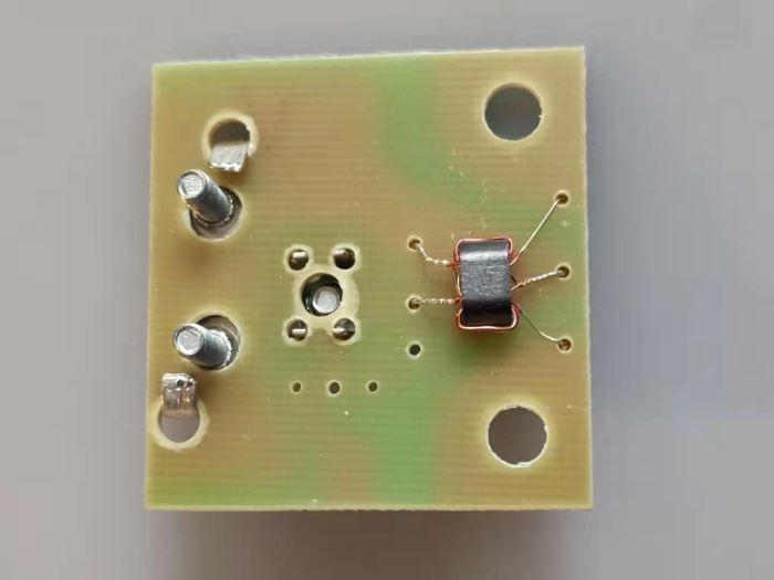 Symetrizační člen UHF do antény O980