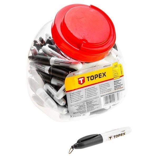 Popisovač mini permanentní, TOPEX