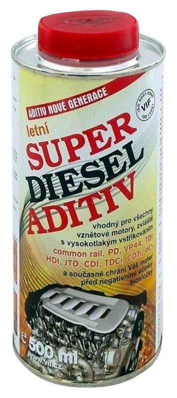 Aditivum do nafty VIF - letní , 500ml