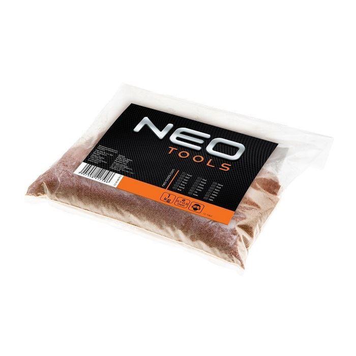 Minerální písek na pískování 1kg, NEO