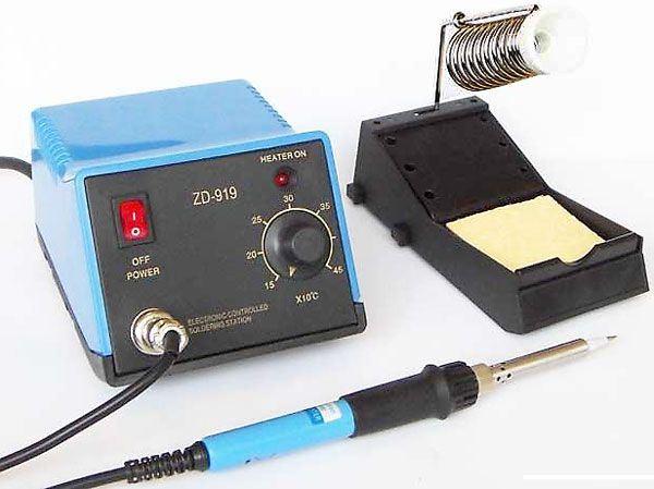 Pájecí stanice ZD-919 230V/48W 150-450°C