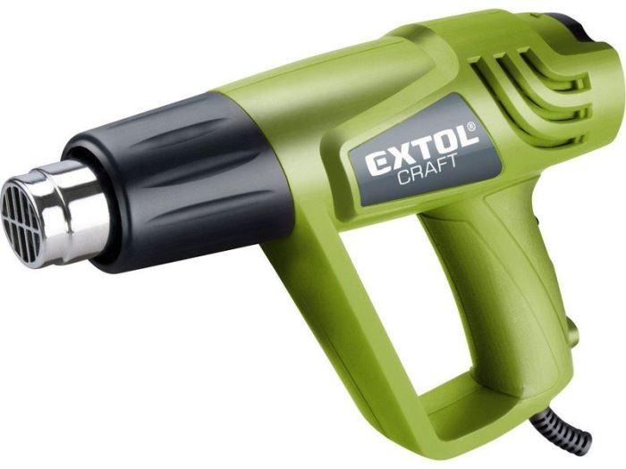 Horkovzdušná pistole, 200W, EXTOL CRAFT, 411023