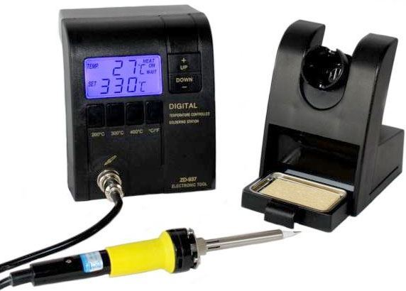 Pájecí stanice ZD-937 230V/48W 150-450°C
