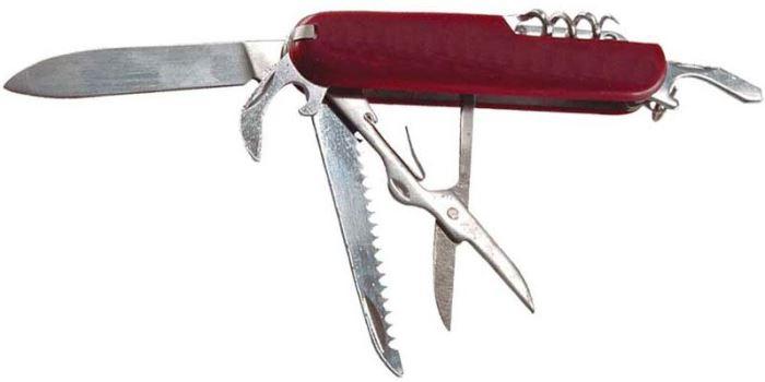 Nůž zavírací 11 dílný kapesní 90mm Extol