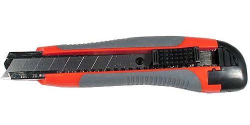 Nůž lámací 18mm plast s kovovou výztuhou EXTOL