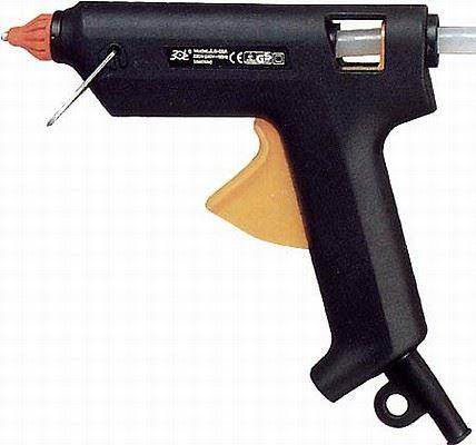 Lepicí tavná pistole 18/60W+2x kolík 11mm v blistru